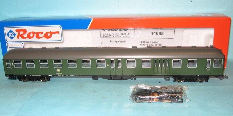 Roco 44688 Db Mitteleinstiegswagen Steuerwagen Bdylb 458