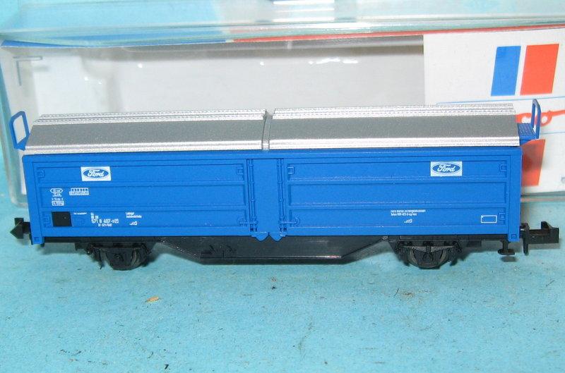 Roco N 25449 Db Schiebewandwagen Tbis 870 Ford Ep 4