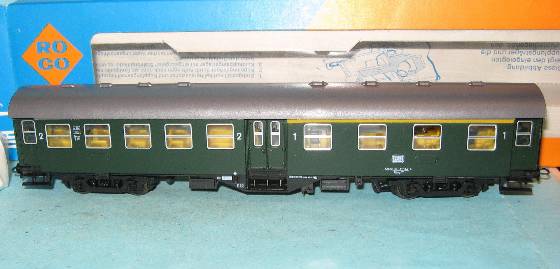 roco 4253 db umbauwagen ab4yg ep 4 nordbahn an verkauf. Black Bedroom Furniture Sets. Home Design Ideas