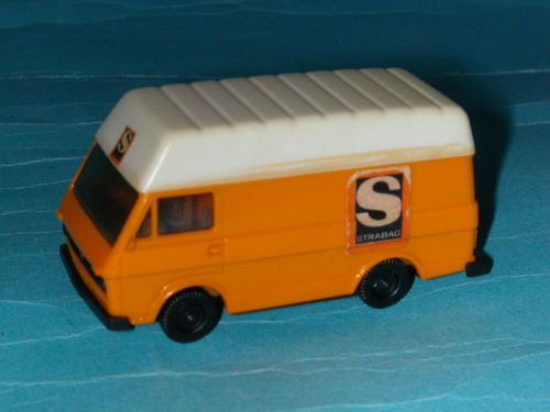 Herpa VW LT 28 Kasten Hochdach orange STRABAG