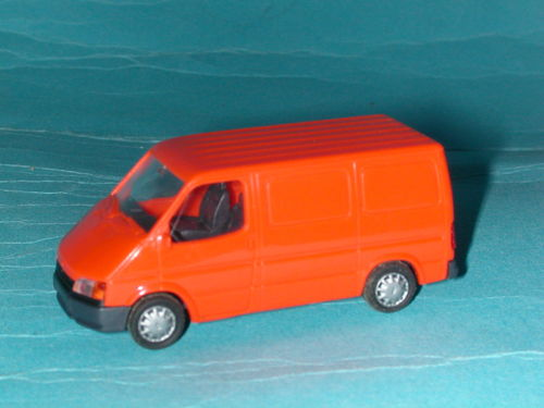 Rietze Ford Transit Kasten orange