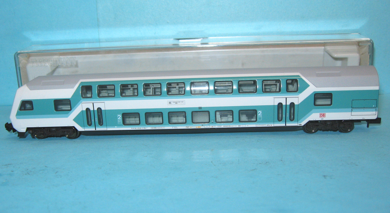 E1701 Fleischmann 1x Übergang//Faltenbalg f Doppelstockw. 8123,8623, 8122, etc
