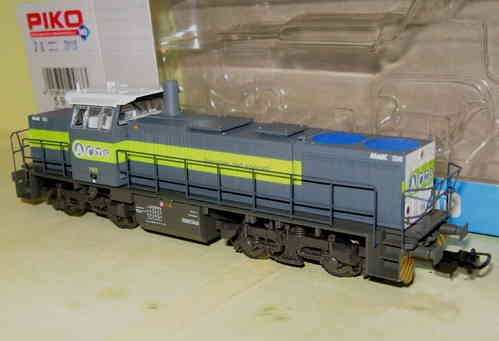 Piko 59483 ACTS 7105 MaK G 1206 Ep.5 i.OVP