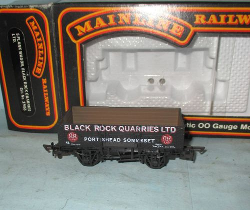 Mainline 37455 Mittelbordwagen Black Rock Quarries i.OVP