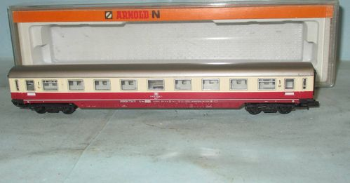 Arnold 3811 DB IC-Wagen Avmz111 rot-beige Ep.4 i.OVP