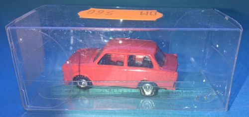 s.e.s. minicars Trabant 601 Limousine lachsrot in OVP