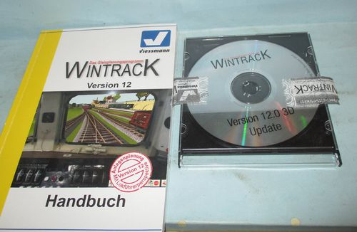 Wintrack Version 12.0 CD & Handbuch
