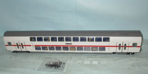 Brawa 44504-3 DB AG Intercity IC2 Doppelstockwagen DBpza682.2 Ep.6 m.KKex Set 44504
