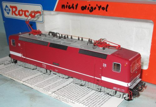 Roco 43680 DR 143 573-4 rot Ep.4 i.OVP